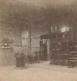 Pumping Station Interior