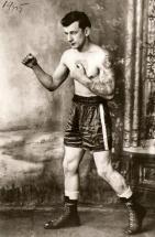Tom McCluskey Boxer