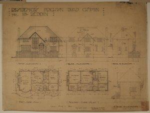 Residences Brighton Road Ch'town for Mr. Reddin  PARO Acc3607-147-2