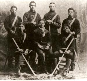 West End Rangers, 1900