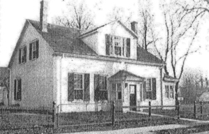 Alma CottageThe early home of the Haviland family prior to being altered