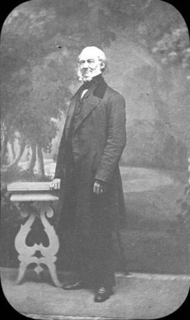 Admiral Bayfield (1795-1885)