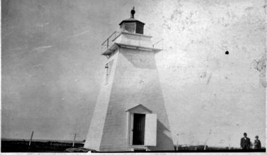St Peter's Island Lighthouse PEI Lighthouse Society