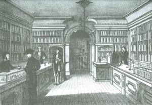 W.R. Watson's Interior, Courtesy of Meacham's 1880 Atlas