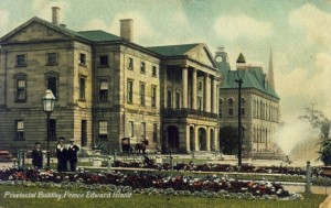 Queen Square, Postcard