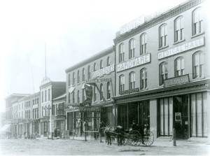 Queen Street, Courtesy of the Public Archives and Records Office, Acc 3999/12