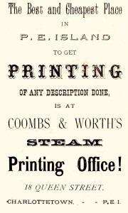 Coombs & Worth Steam Printing