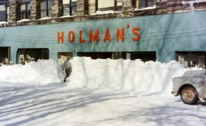 Holman's, Courtesy of Scott MacDonald author of Charlottetown: Then and Now