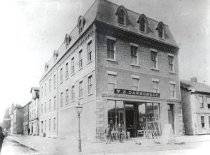 W.E. Dawson & Co., Courtesy of the Public Archives and Records Office
