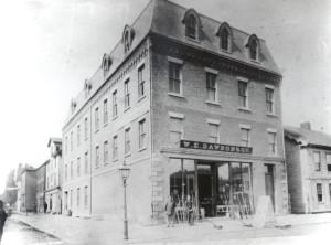 W.E. Dawson & Co., Courtesy of the Public Archives and Records Office