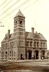 City Hall, Courtesy of the Public Archives and Records Office Acc3218-56