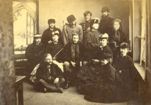Group of 13, Tanton's Photographic Studio