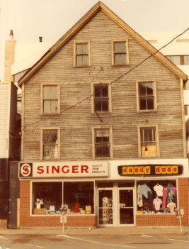 145 Great George Street, c. 1983, City of Charlottetown Collection