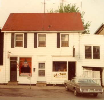 Ed's Taxi, c. 1983, City of Charlottetown Collection