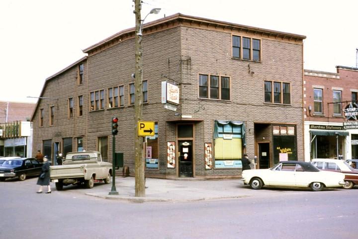 Great George Street Exhibit Charlottetown Stories