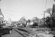 Great George Street north to Elm Avenue, Public Archives and Records Office