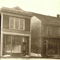Rankin's Drug Store, c. 1920 Mary Beth Harris Collection