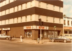 Sam the Record Man, c. 1983, City of Charlottetown Collection