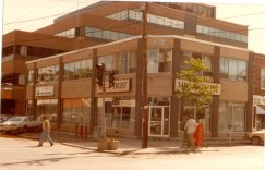 South east Corner of Great George and Kent Street, c. 1983, City of Charlottetown Collection