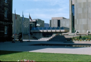 Confederation Centre entrance