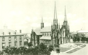 St. Dunstan's Basilica, City of Charlottetown Collection