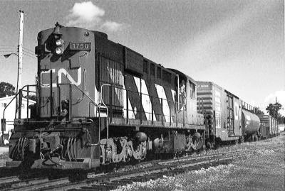 Train in the Park, 1989 <br /> Photo Courtesy of the Frank M Stewart Collection, City of Charlottetown Archives
