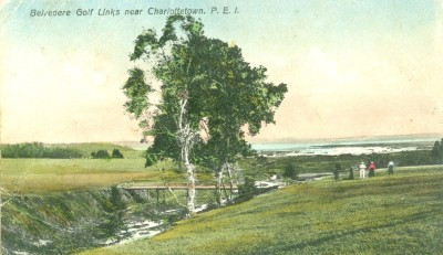 Photo courtesy of the Doug Morton Postcard Collection, City of Charlottetown Archives