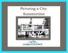 Picturing A City: Summertime
