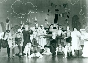 Anne of Green Gables, Charlottetown Festival, 1968 <br> Photo Courtesy of the Confederation Centre of the Arts