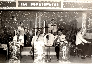 The Downtowners <BR> Photo courtesy of the Special Collections and Archives, Robertson Library University of Prince Edward Island