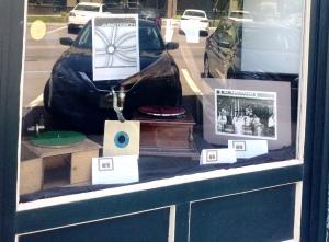 Phonographs (Gramophones) <br> Courtesy of Laurel Palmer Thompson and Ross Burgoyne