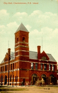 City Hall <br> City of Charlottetown Archives