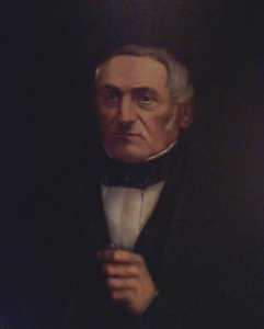 Mayor Robert Hutchinson (1802-1866), First Mayor of the City of Charlottetown