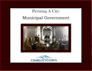 Picturing A City: Municipal Government