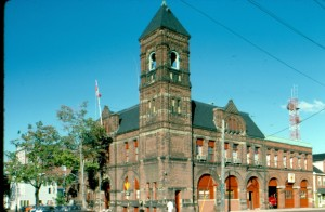 City Hall, circa 1971 <br> City of Charlottetown Archives