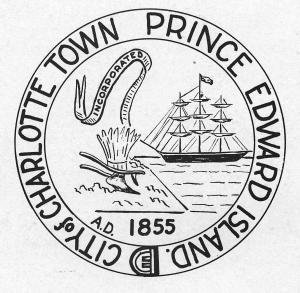 City Seal <br> City of Charlottetown Archives