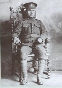 Private Charles Caplin (1898-1917) Prince Edward Island Regiment Museum