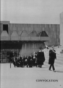 1969 Graduating Class PWC <br> The Welshman, 1969