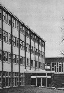 Montgomery Hall, 1961 <br> The Welshman, 1961