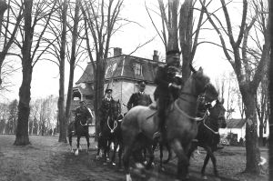 The Charlottetown Riding Club, North River Road, c. 1920 <br> Dorothy Forsythe Collection, City of Charlottetown Archives
