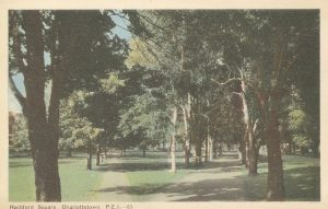 Rochford Square <br> Edward Rice Collection, City of Charlottetown Archives